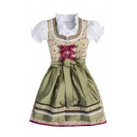 Kinderdirndl Pola gruen 110/116