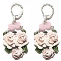 Ohrringe 3394-29 rosa one size