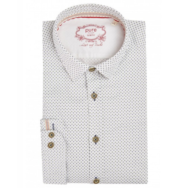 Pure Hemd Tracht