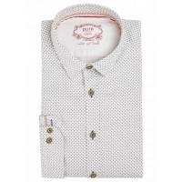 Pure Hemd Tracht weiß XL