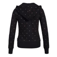 Damen Pullover, BW Elasthan bestickt