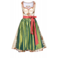 Leoding rosa 38 Tracht 55% Baumwolle, 45% Polyester