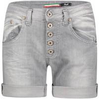 shorts grau m Lifestyle 100% Baumwolle