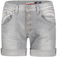 shorts grau l Lifestyle 100% Baumwolle