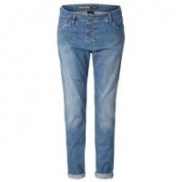 trousers blue denim s Lifestyle 100% Baumwolle