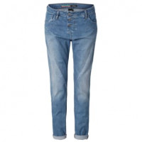 trousers blue denim m Lifestyle 100% Baumwolle