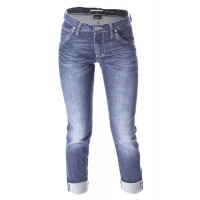 trousers blue denim s Lifestyle 60% Baumwolle, 40% Polyester