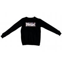MASANI Sweatshirt Box schwarz L
