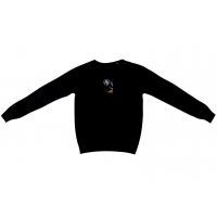 MASANI Sweatshirt ColourCircle schwarz L