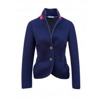 Blazer Sissi alpiner Lifestyle pink-hellgrau XXL