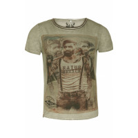 T-Shirts Eberhard grün l