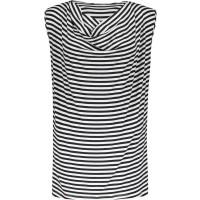 T-Shirts Anke schwarz/weiß L