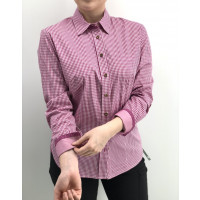 Bluse Luise pink 40
