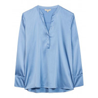 Bluse Zilli blau XL