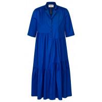 Kleid Theres blau 38