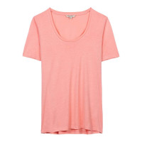 T-Shirt Mona rosa XS