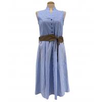 Kleid Paulina blau 44