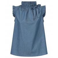 Bluse Piaza blau 36
