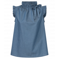 Bluse Piaza blau 40
