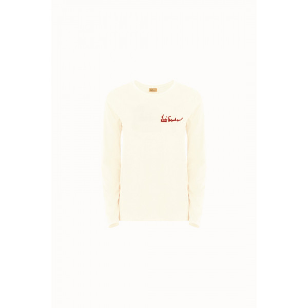 T-Shirt Calle beige